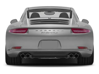 2015 Porsche 911 Pictures 911 2 Door Coupe photos rear view