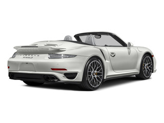 2015 Porsche 911 Pictures 911 Cabriolet 2D S AWD H6 Turbo photos side rear view