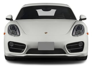 2015 Porsche Cayman Pictures Cayman Coupe 2D GTS H6 photos front view