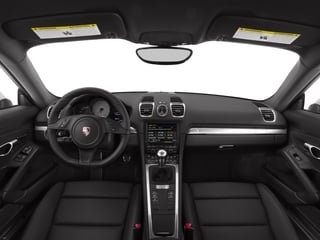 2015 Porsche Cayman Pictures Cayman Coupe 2D GTS H6 photos full dashboard