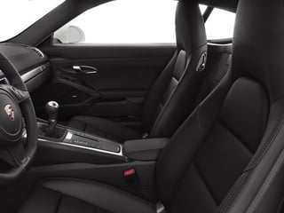 2015 Porsche Cayman Pictures Cayman Coupe 2D GTS H6 photos front seat interior