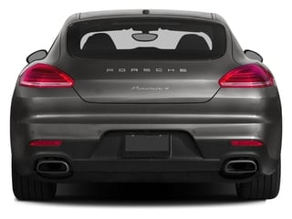 2015 Porsche Panamera Pictures Panamera Hatchback 4D S Exec AWD V8 Turbo photos rear view