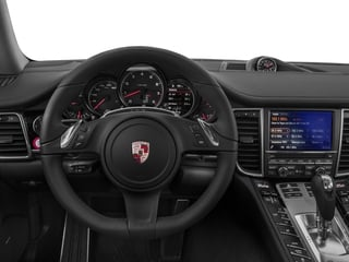 2015 Porsche Panamera Pictures Panamera Hatchback 4D S Exec AWD V8 Turbo photos driver's dashboard