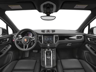 2015 Porsche Macan Pictures Macan Utility 4D AWD V6 Turbo photos full dashboard