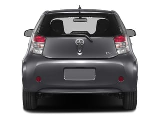 2015 Scion iQ Pictures iQ Hatchback 3D I4 photos rear view