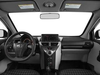 2015 Scion iQ Pictures iQ Hatchback 3D I4 photos full dashboard