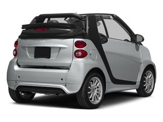 2015 smart fortwo Pictures fortwo Convertible 2D Passion I3 photos side rear view