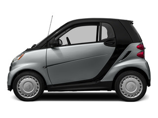 2015 smart fortwo Pictures fortwo Coupe 2D Pure I3 photos side view