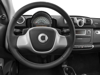 2015 smart fortwo Pictures fortwo Coupe 2D Passion I3 photos driver's dashboard