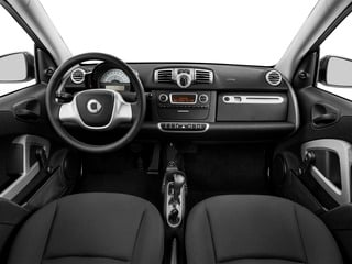 2015 smart fortwo Pictures fortwo Coupe 2D Passion I3 photos full dashboard