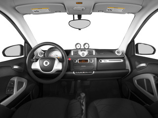 2015 smart fortwo electric drive Pictures fortwo electric drive Coupe 2D Electric photos full dashboard