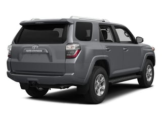 2015 Toyota 4Runner Pictures 4Runner Utility 4D Trail Edition 4WD V6 photos side rear view