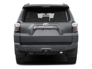 2015 Toyota 4Runner Pictures 4Runner Utility 4D Trail Edition 4WD V6 photos rear view
