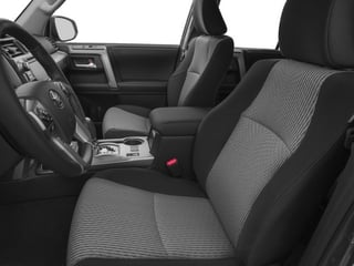 2015 Toyota 4Runner Pictures 4Runner Utility 4D TRD Pro 4WD V6 photos front seat interior