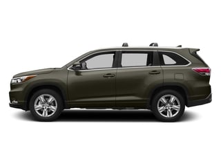 2015 Toyota Highlander Pictures Highlander Utility 4D LE 2WD I4 photos side view