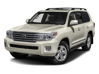 2015 Toyota Land Cruiser Pictures Land Cruiser Utility 4D 4WD V8 photos side front view