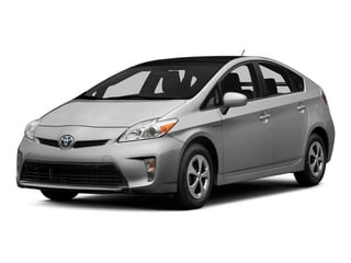 2015 Toyota Prius Pictures Prius Liftback 5D Five I4 Hybrid photos side front view