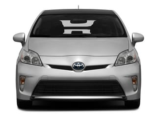2015 Toyota Prius Pictures Prius Liftback 5D Five I4 Hybrid photos front view