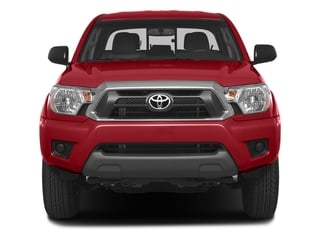 2015 Toyota Tacoma Pictures Tacoma PreRunner 2WD I4 photos front view