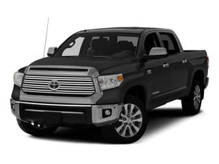 2015 Toyota Tundra 4WD Truck Pictures Tundra 4WD Truck Limited CrewMax 4WD photos side front view