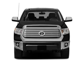 2015 Toyota Tundra 4WD Truck Pictures Tundra 4WD Truck Limited CrewMax 4WD photos front view