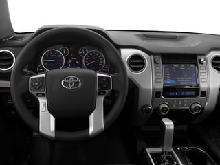 2015 Toyota Tundra 4WD Truck Pictures Tundra 4WD Truck Limited CrewMax 4WD photos driver's dashboard