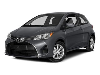 2015 Toyota Yaris Pictures Yaris Hatchback 3D LE I4 photos side front view