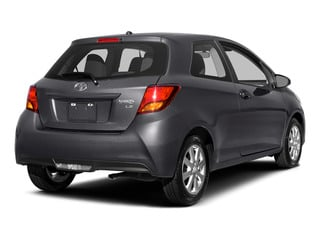 2015 Toyota Yaris Pictures Yaris Hatchback 3D LE I4 photos side rear view
