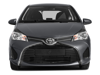 2015 Toyota Yaris Pictures Yaris Hatchback 3D LE I4 photos front view