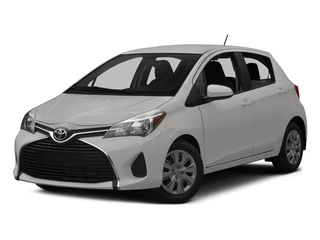 2015 Toyota Yaris Pictures Yaris Hatchback 5D SE I4 photos side front view