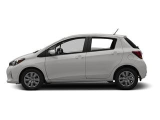 2015 Toyota Yaris Pictures Yaris Hatchback 5D SE I4 photos side view