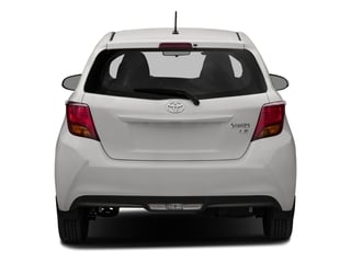 2015 Toyota Yaris Pictures Yaris Hatchback 5D SE I4 photos rear view