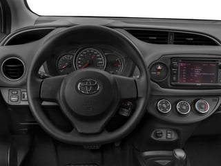 2015 Toyota Yaris Pictures Yaris Hatchback 5D SE I4 photos driver's dashboard