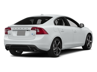 2015 Volvo S60 Pictures S60 Sedan 4D T6 Platinum R-Design AWD photos side rear view