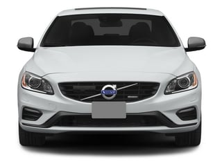 2015 Volvo S60 Pictures S60 Sedan 4D T6 Platinum R-Design AWD photos front view