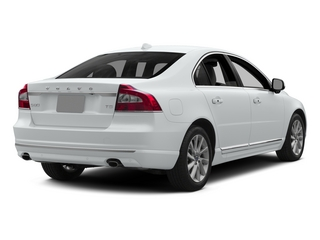 2015 Volvo S80 Pictures S80 Sedan 4D T6 Platinum AWD Turbo photos side rear view