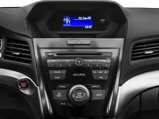 2016 Acura ILX Pictures ILX Sedan 4D I4 photos stereo system