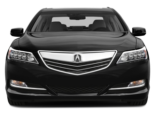 2016 Acura RLX Pictures RLX Sedan 4D Navigation V6 photos front view