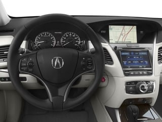 2016 Acura RLX Pictures RLX Sedan 4D Navigation V6 photos driver's dashboard