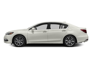 2016 Acura RLX Pictures RLX Sedan 4D Advance V6 photos side view