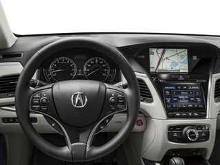 2016 Acura RLX Pictures RLX Sedan 4D Advance V6 photos driver's dashboard