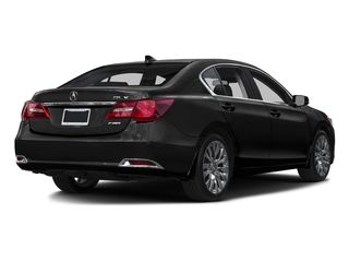 2016 Acura RLX Pictures RLX Sedan 4D Technology V6 photos side rear view