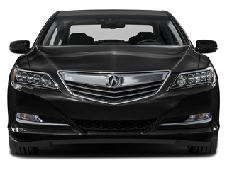 2016 Acura RLX Pictures RLX Sedan 4D Technology V6 photos front view