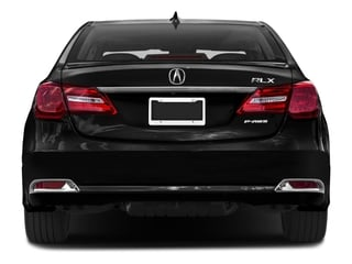 2016 Acura RLX Pictures RLX Sedan 4D Technology V6 photos rear view