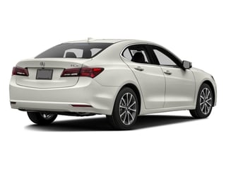 2016 Acura TLX Pictures TLX Sedan 4D Technology V6 photos side rear view