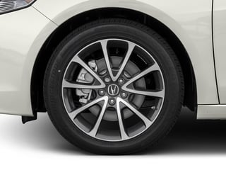 2016 Acura TLX Pictures TLX Sedan 4D Technology V6 photos wheel