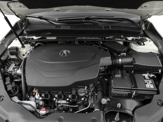 2016 Acura TLX Pictures TLX Sedan 4D Technology V6 photos engine