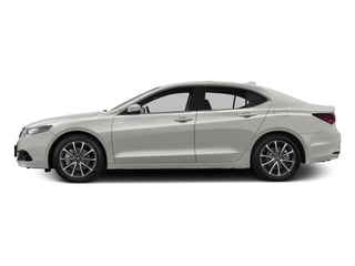 2016 Acura TLX Pictures TLX Sedan 4D Advance V6 photos side view