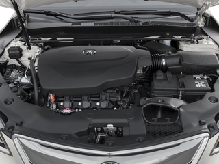 2016 Acura TLX Pictures TLX Sedan 4D Advance V6 photos engine