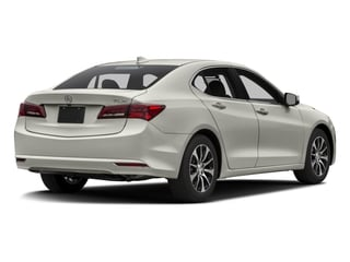 2016 Acura TLX Pictures TLX Sedan 4D I4 photos side rear view